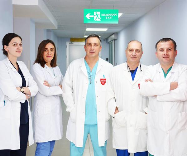 ლაპარასკოპიული ოპერაციები კუჭის პათოლოგიების დროს
