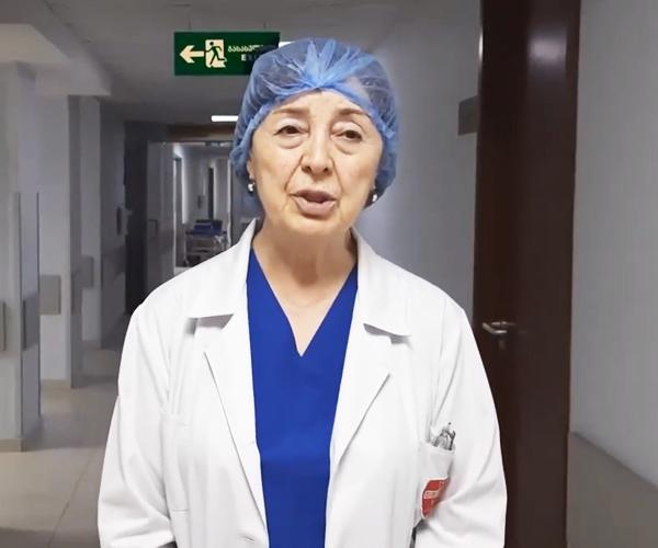 წარმატებული ოპერაცია