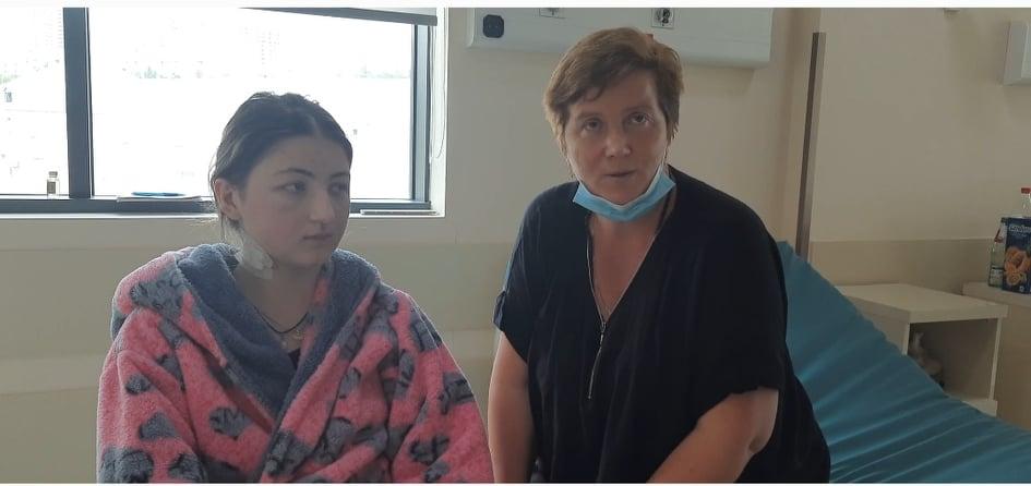 მძიმე დიაგნოზის მქონე 17 წლის  პაციენტი გამოჯანმრთელდა